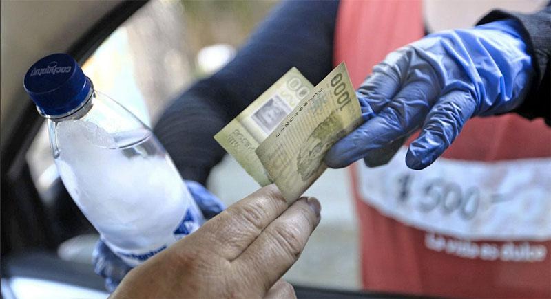[Las Últimas Noticias] ¿Pueden los billetes chilenos transmitir el coronavirus?